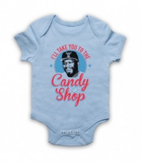 50 Cent Candy Shop Baby Grow Baby Grows