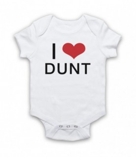 Angry Boys I Love Dunt Baby Grow Baby Grows