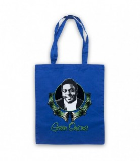 Booker T & The MG's Green Onions Tote Bag Tote Bags