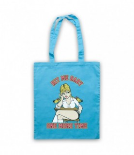 Britney Spears Hit Me Baby One More Time Tote Bag Tote Bags