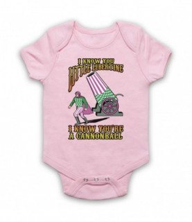 Breeders Cannonball Baby Grow Baby Grows