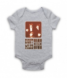 Byrds Eight Miles High Baby Grow Baby Grows