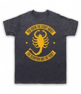 Drive Story Of The Scorpion And The Frog T-Shirt T-Shirts