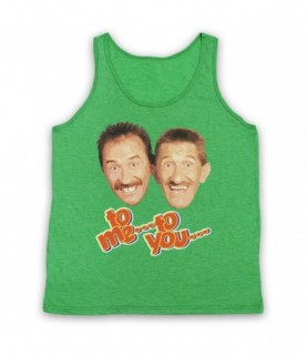 Chuckle Brothers To Me To You Tank Top Vest Tank Top Vests
