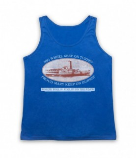 Creedence Clearwater Revival CCR Proud Mary Tank Top Vest Tank Top Vests