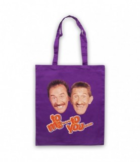 Chuckle Brothers To Me To You Tote Bag Tote Bags
