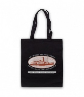 Creedence Clearwater Revival CCR Proud Mary Tote Bag Tote Bags