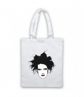 Cure Robert Smith Tote Bag Tote Bags