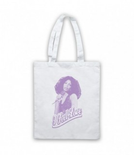 Donna Summer I Feel Love Graphic Tote Bag Tote Bags