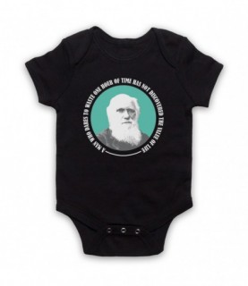 Charles Darwin The Value Of Life Baby Grow Baby Grows