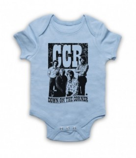 Creedence Clearwater Revival CCR Down On The Corner Baby Grow Baby Grows
