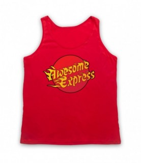 Futurama Awesome Express Tank Top Vest Tank Top Vests