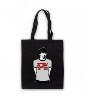 Foo Fighters This Is A Call Tote Bag Tote Bags