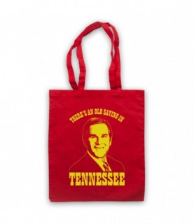 George W Bush There's An Old Saying In Tennessee Tote Bag Tote Bags
