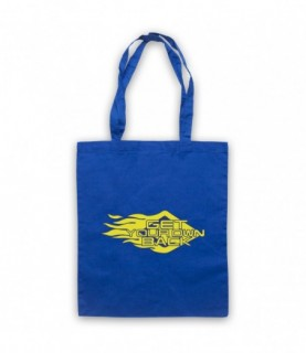 Get Your Own Back TV Gameshow Logo Tote Bag Tote Bags