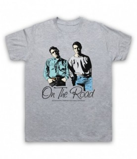 Jack Kerouac On The Road Sal Paradise Dean Moriarty T-Shirt T-Shirts