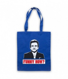 Goodfellas Funny How? Tote Bag Tote Bags
