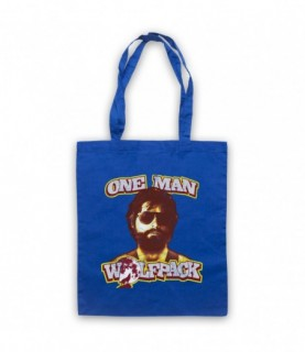 Hangover One Man Wolfpack Tote Bag Tote Bags
