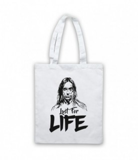 Iggy Pop Lust For Life Tote Bag Tote Bags