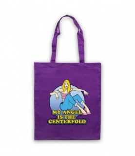 J Geils Band Centerfold My Angel Is Tote Bag Tote Bags