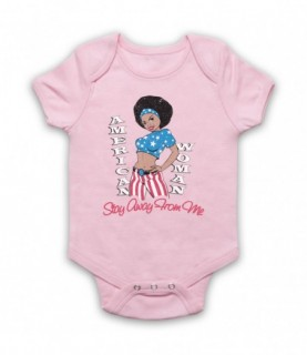 Guess Who American Woman Baby Grow Baby Grows
