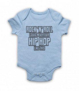 Handsome Boy Modeling School Rock N Roll Could Never Hip Hop Baby Grow Baby Grows