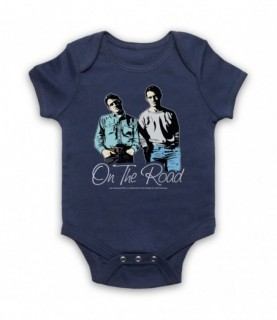 Jack Kerouac On The Road Sal Paradise Dean Moriarty Baby Grow Baby Grows