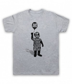 Manic Street Preachers If You Tolerate This Children Will Be Next T-Shirt T-Shirts