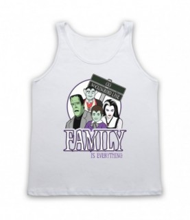 Munsters Family Is Everything Tank Top Vest Tank Top Vests