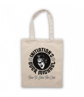 Lost Boys Initiation's Over Michael Tote Bag Tote Bags
