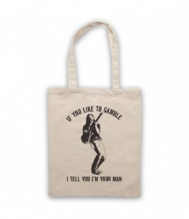 Motorhead Ace Of Spades Lemmy If You Like To Gamble Tote Bag Tote Bags