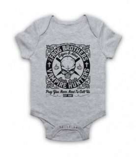 Lost Boys The Frog Brothers Edgar & Alan Vampire Hunters Baby Grow Baby Grows