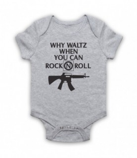 Lost Boys Why Waltz When You Can Rock N Roll Frog Brothers Baby Grow Baby Grows