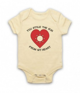 Manic Street Preachers You Stole The Sun From My Heart Baby Grow Baby Grows