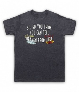 Pink Floyd Wish You Were Here Heaven From Hell T-Shirt T-Shirts