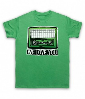 Psychedelic Furs We Love You T-Shirt T-Shirts