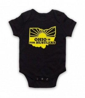 Ohio Is For Hustlers American State Slogan Baby Grow Baby Grows