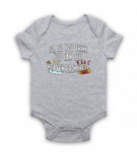 Pink Floyd Wish You Were Here Heaven From Hell Baby Grow Baby Grows