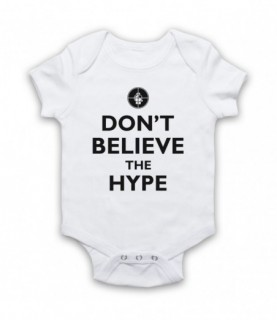 Public Enemy Don't Believe The Hype Baby Grow Baby Grows