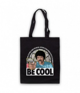 Pulp Fiction Jules Be Cool Tote Bag Tote Bags