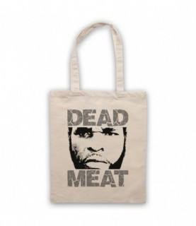 Rocky 3 Clubber Lang Dead Meat Tote Bag Tote Bags
