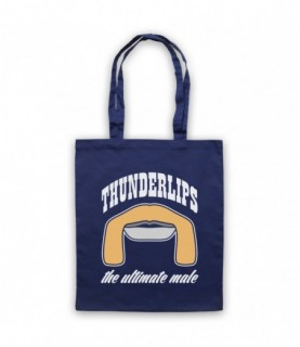 Rocky 3 Thunderlips The Ultimate Male Tote Bag Tote Bags