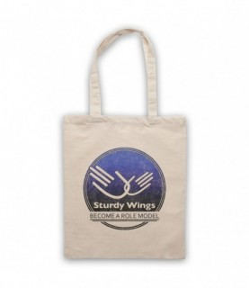 Role Models Sturdy Wings Tote Bag Tote Bags