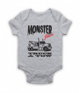 Pulp Fiction Monster Joe's Truck N Tow Baby Grow Baby Grows