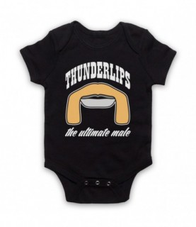 Rocky 3 Thunderlips The Ultimate Male Baby Grow Baby Grows