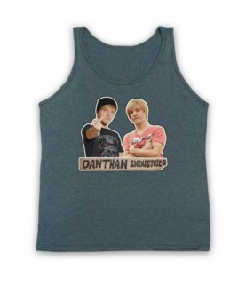 Angry Boys Danthan Industries Tank Top Vest Tank Top Vests