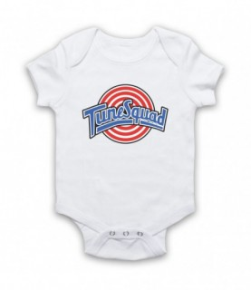 Space Jam Tune Squad Baby Grow Baby Grows