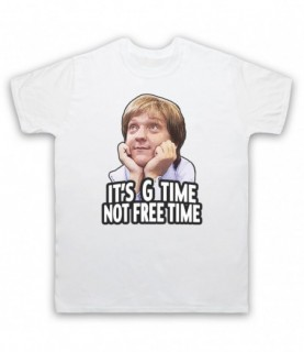 Summer Heights High Mr G It's G Time Not Free Time T-Shirt T-Shirts