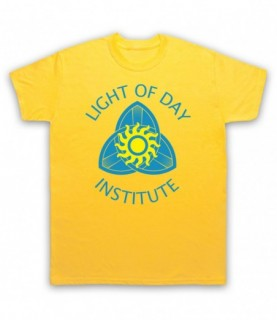 True Blood Light Of Day Institute T-Shirt T-Shirts