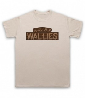 Twin Peaks Hide-Out Wallies T-Shirt T-Shirts
